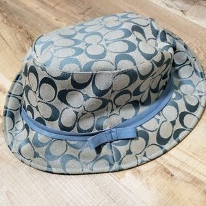 COACH MONOGRAM HAT
